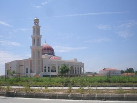 Masjid Seri Iskandar