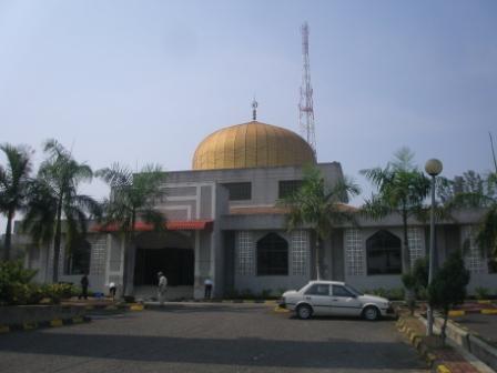 masjid geliga