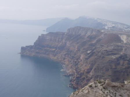 santorini geologi
